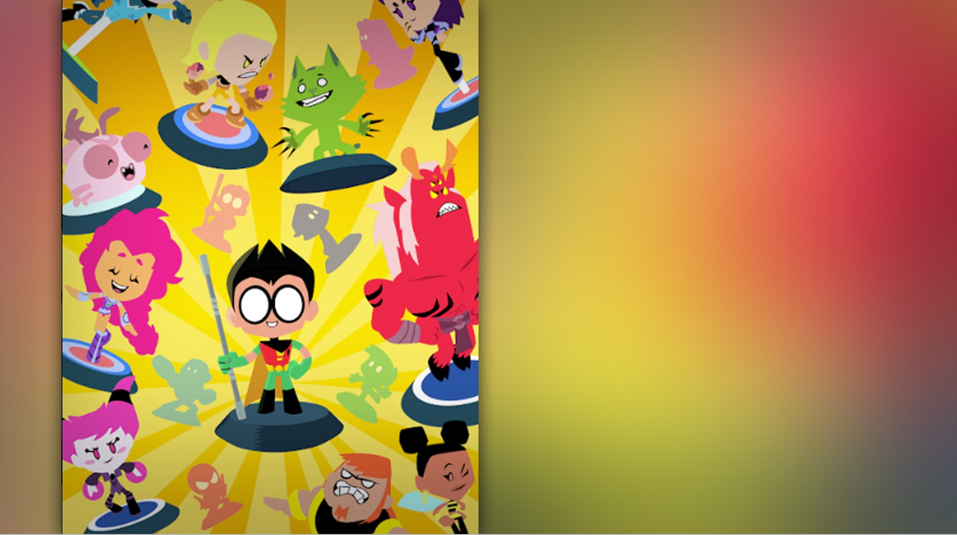 Download Teeny Titans  Teen Titans Go On Pc With Bluestacks-4510