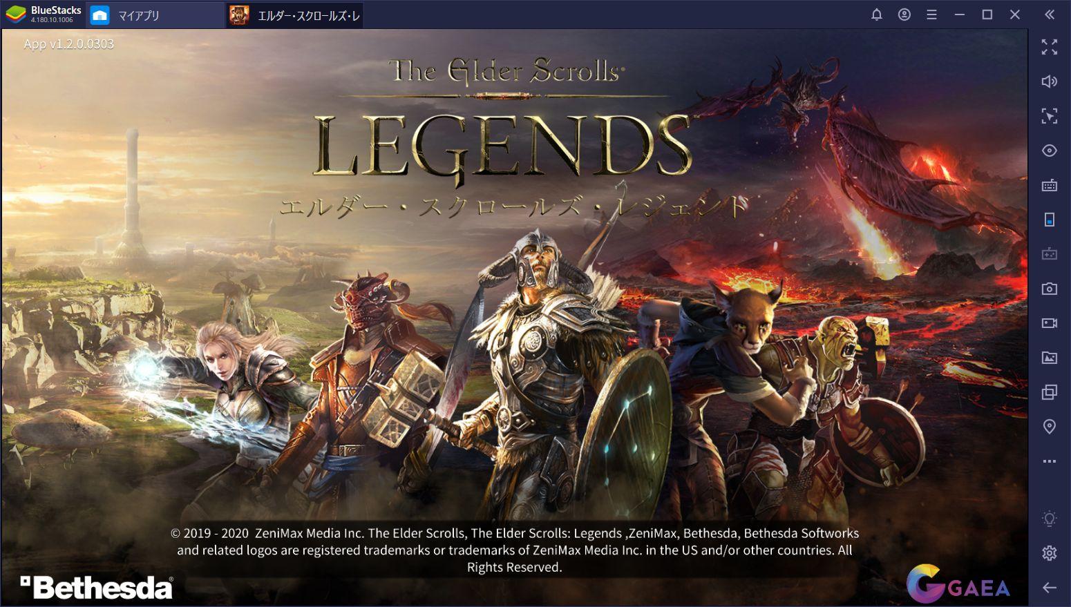 BlueStacksを使ってPCで『エルダー・スクロールズ・レジェンド The Elder Scrolls: Legends』を遊ぼう