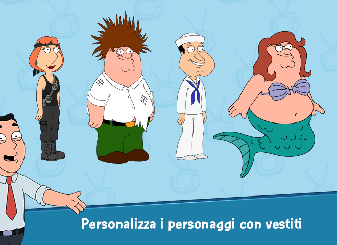 Gioca Family Guy: The Quest for Stuff sul tuo PC 3