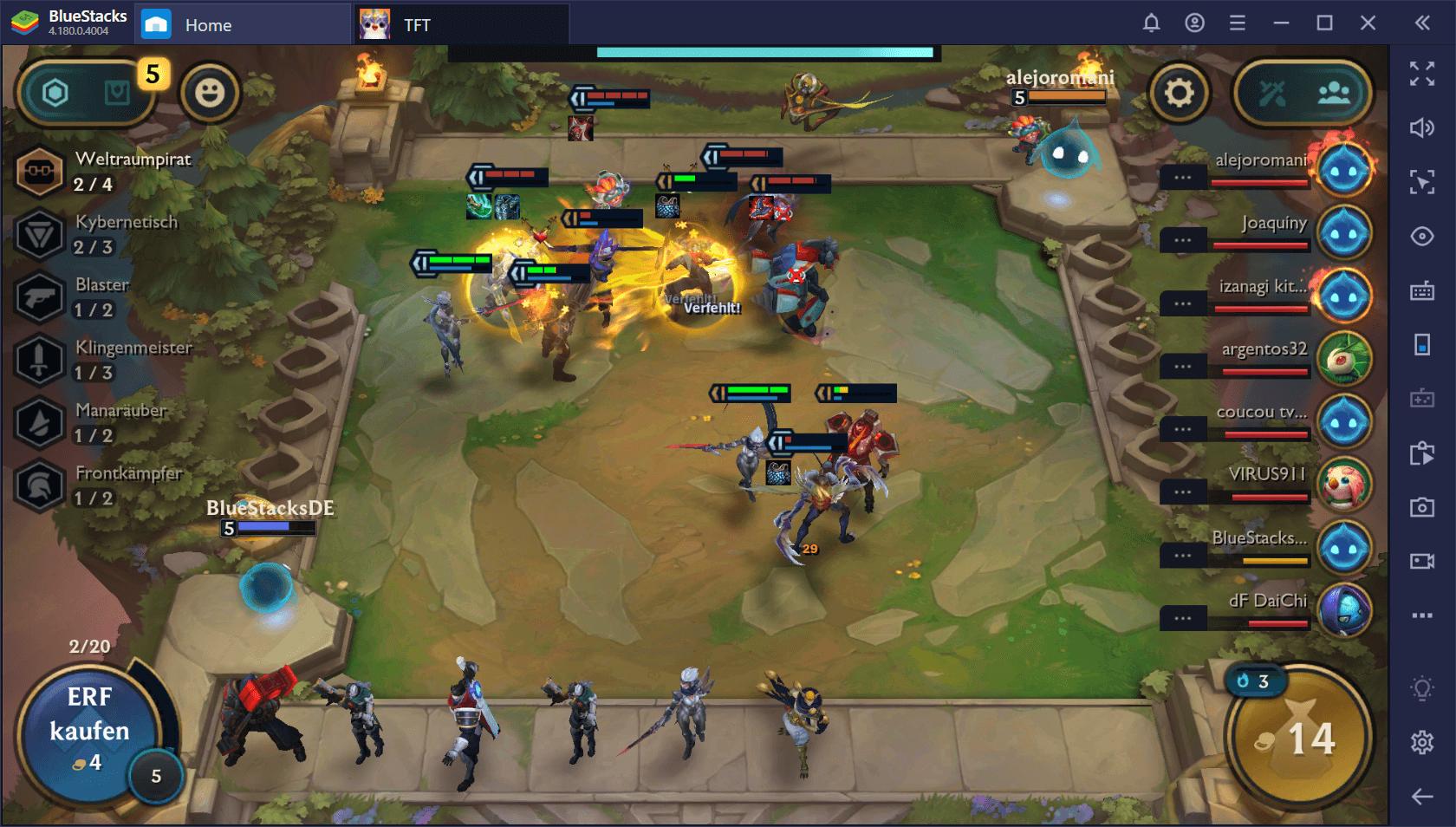 Teamfight Tactics auf BlueStacks – Die besten Tipps und Tricks, um jedes Match zu gewinnen
