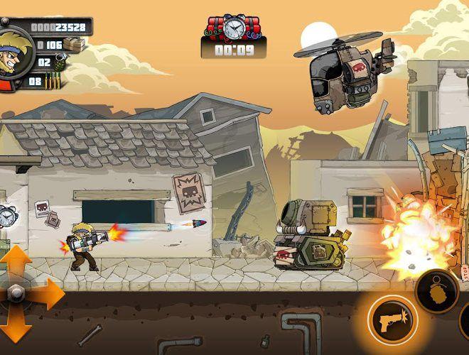 Играй Metal Soldiers 2 На ПК 8