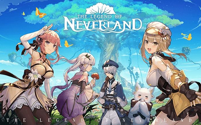 Penjelasan Semua Job MMORPG Mobile, The Legend of Neverland!