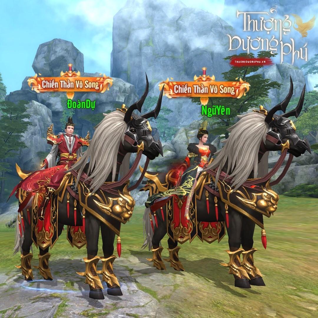 Thượng Dương Phú Mobile: Game mới dựa trên bộ phim nổi tiếng của Chương Tử Di