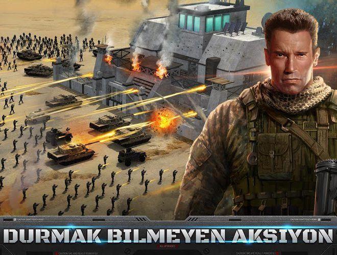 Mobile Strike Epic War İndirin ve PC'de Oynayın 3