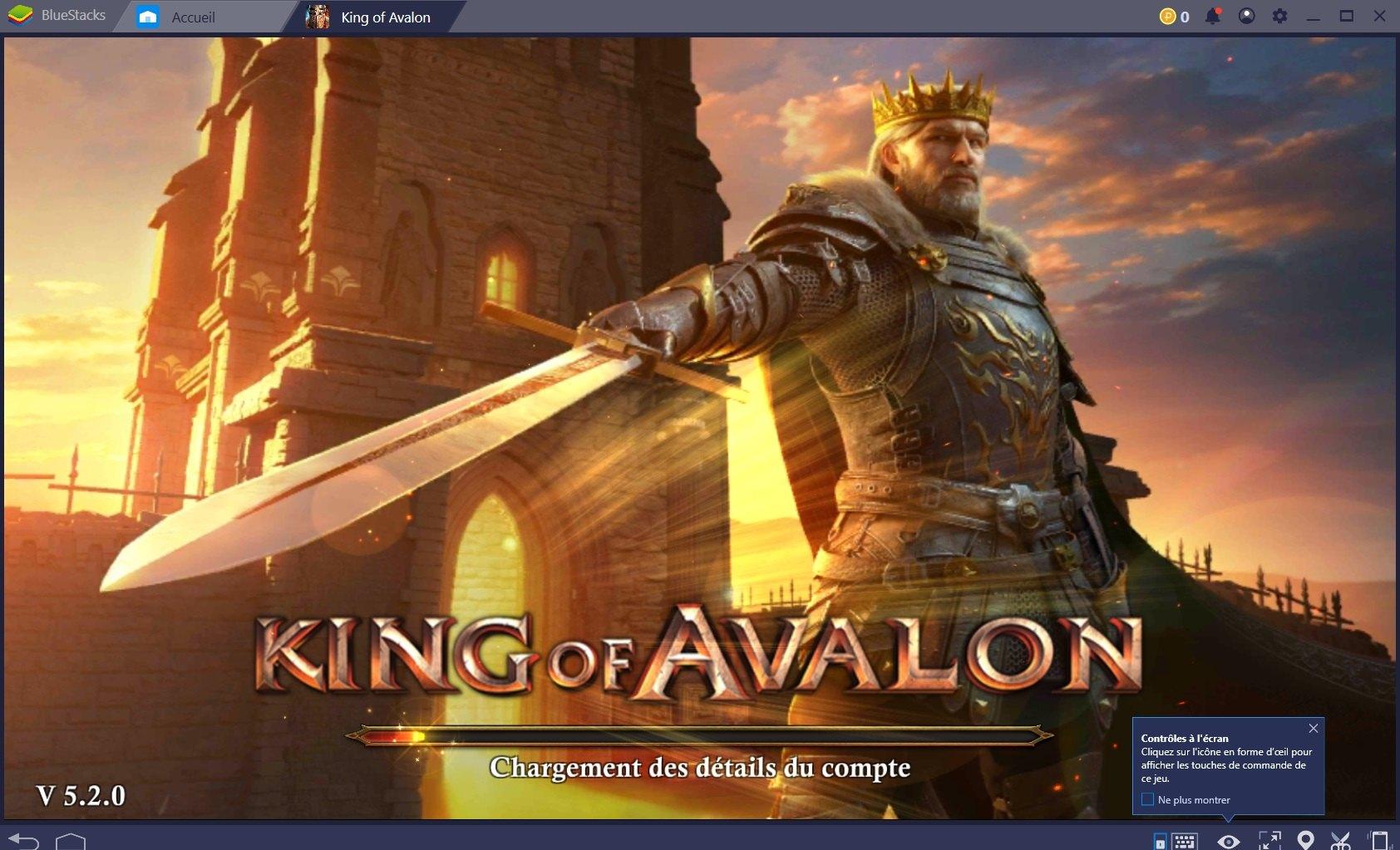 King of Avalon : Trucs et astuces pour progresser rapidement