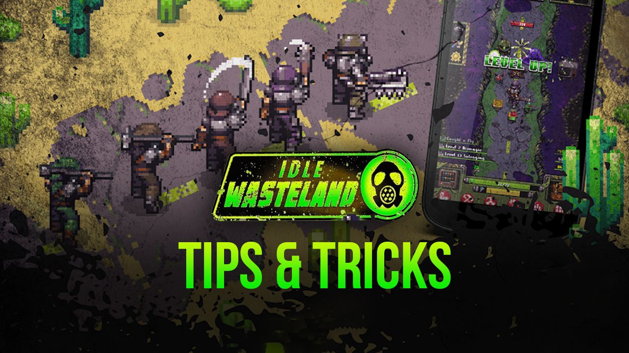 The Ultimate Idle Wasteland: Zombie Survival Beginner's Guide and Tips & Tricks