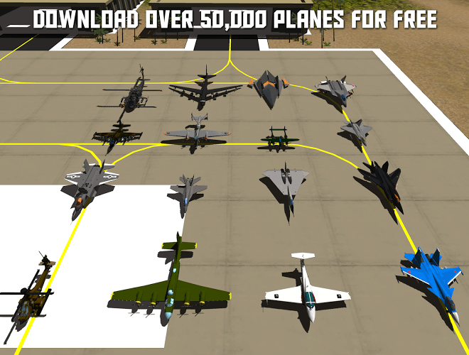 Play SimplePlanes on PC 9