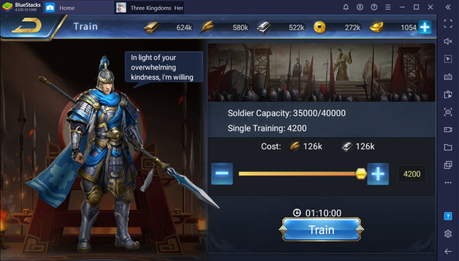 Three Kingdoms: Heroes Saga on PC – Tips and Tricks for Beginners
