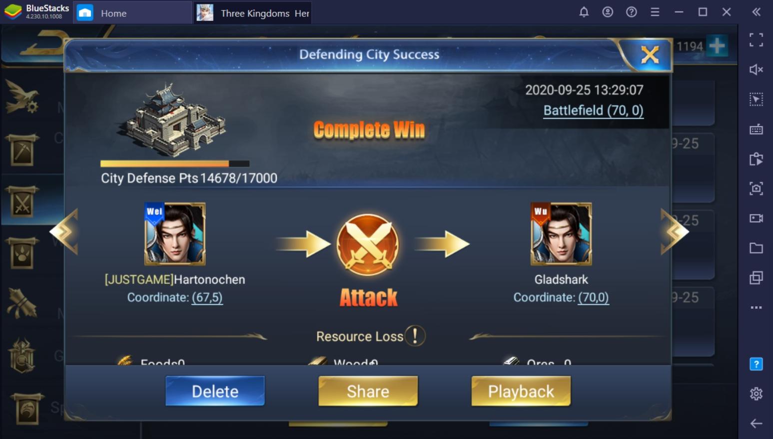 Three Kingdoms: Heroes Saga on PC – Military Guide