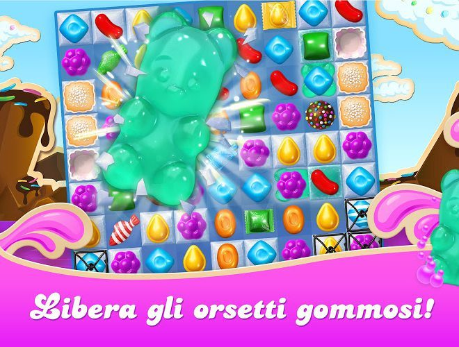Gioca Candy Crush Soda Saga on pc 11