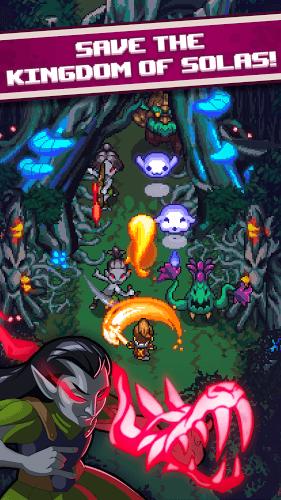 Играй Dash Quest Heroes На ПК 3