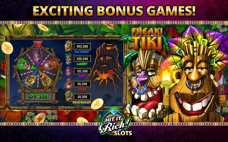 Play Hit it Rich! Free Casino Slots on PC 11