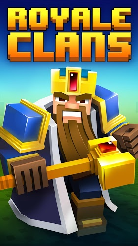 Play Royale Clans – Clash of Wars on PC 7