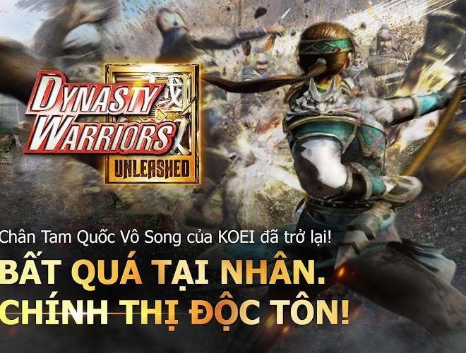 Chơi Dynasty Warriors Unleashed on PC 8