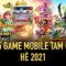 Top 5 game mobile Tam Quốc mới để chơi trong hè năm nay