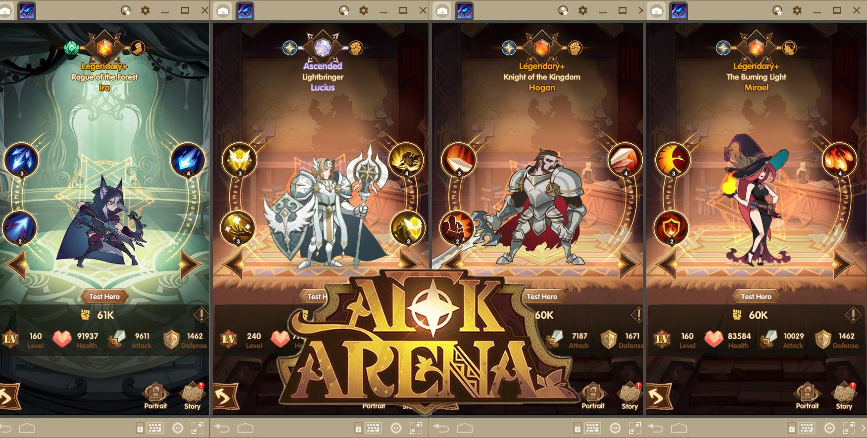 Top game mobile hấp dẫn trong tuần 22 – 28/4/2019