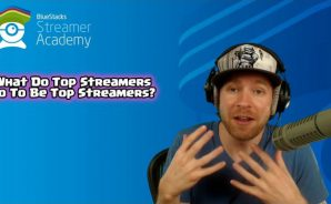 What do top streamers do to be top streamers? 1