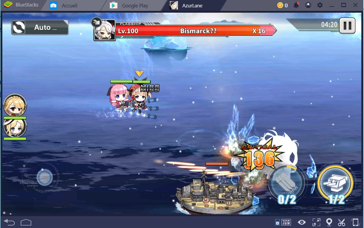 Comment installer le jeu Azur Lane à partir de BlueStacks ?