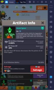 How To Increase Your Damage in Tap Titans 2