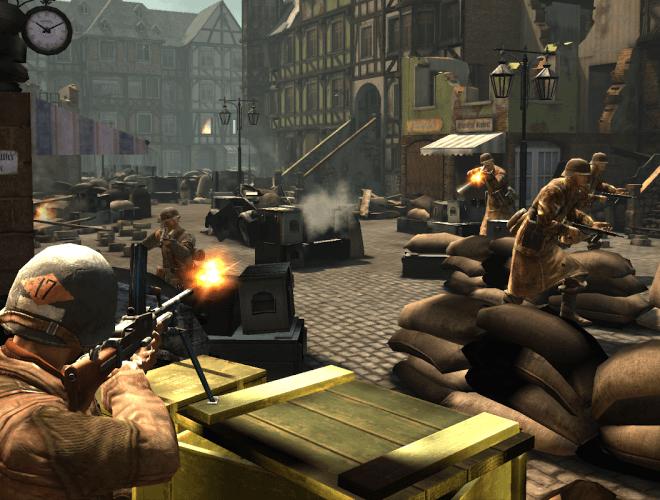 Играй FRONTLINE COMMANDO: WW2 На ПК 9