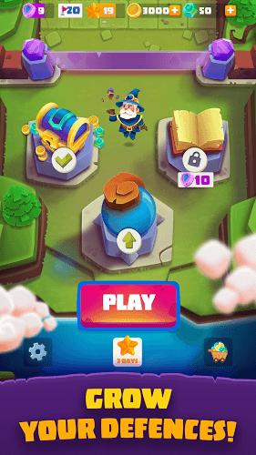 Play Bounzy! on PC 16