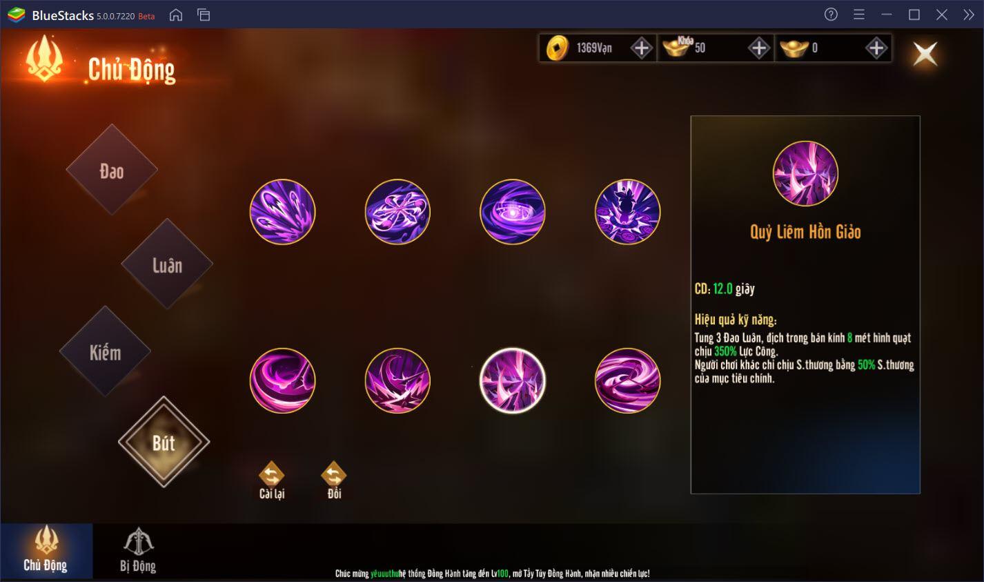 Tuyệt Thế Chiến Hồn trên PC: Đâu là đấu hồn được lựa chọn?