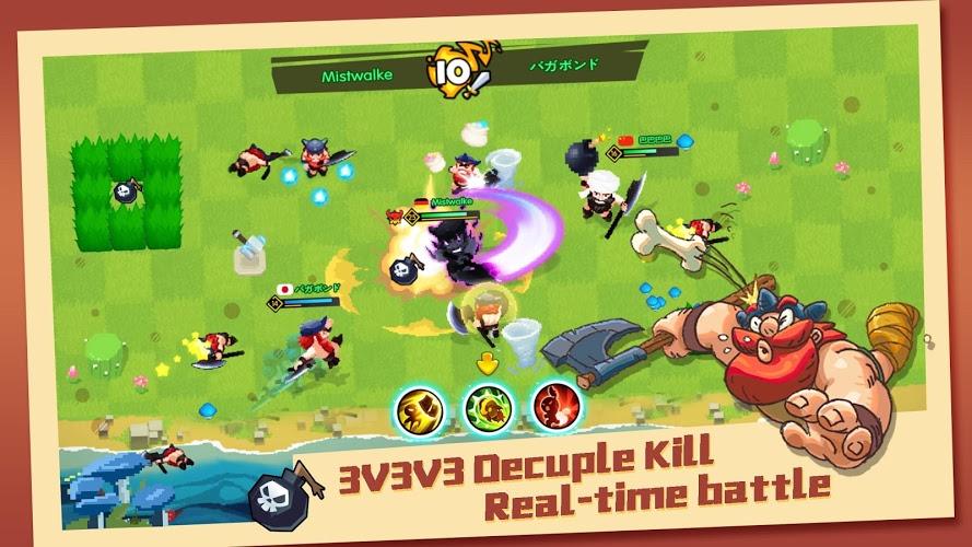 BarbarQ İndirin ve PC'de Oynayın 5