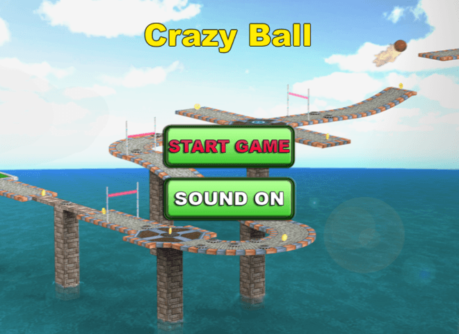 Gioca Crazy Ball on PC 3
