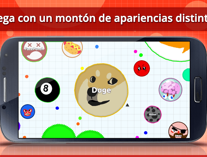 Juega Agar.io on PC 6