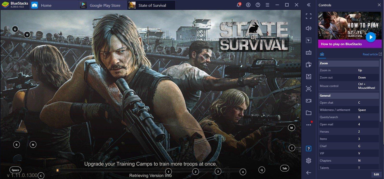 The Walking Dead: State of Survival – Cách tìm nhân vật Daryl Dixon
