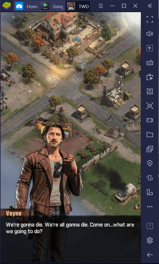The Walking Dead Survivors – Game Mobile Multiplayer Strategy!