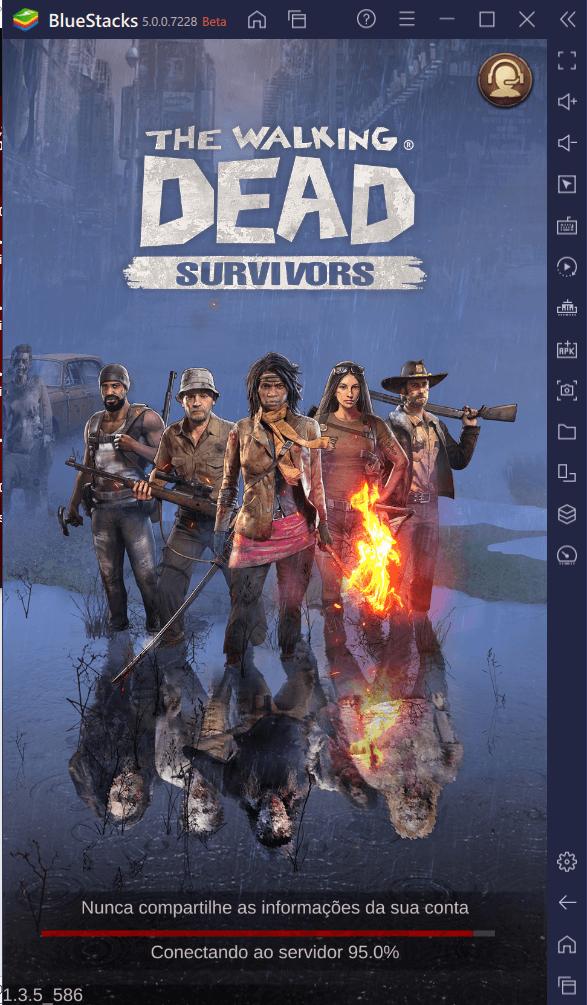 Guia para iniciantes para o The Walking Dead: Survivors