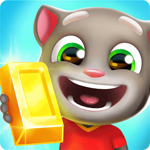 Play Talking Tom Gold Run on PC 1