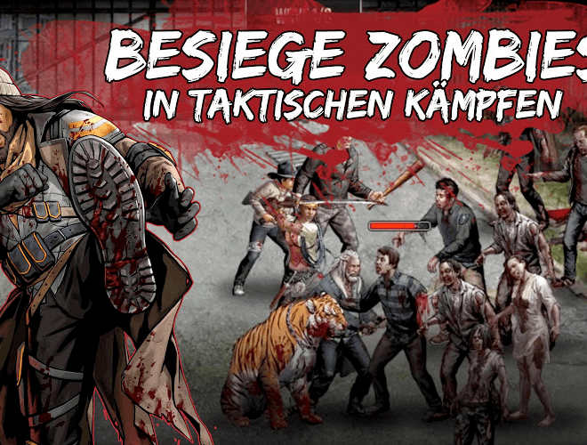 Spiele The Walking Dead: Road to Survival auf PC 19