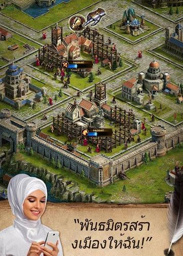 เล่น Clash of Queens on PC 21