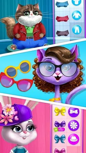Play Farm Animals Makeover – Cute Virtual Pet Salon on PC 8