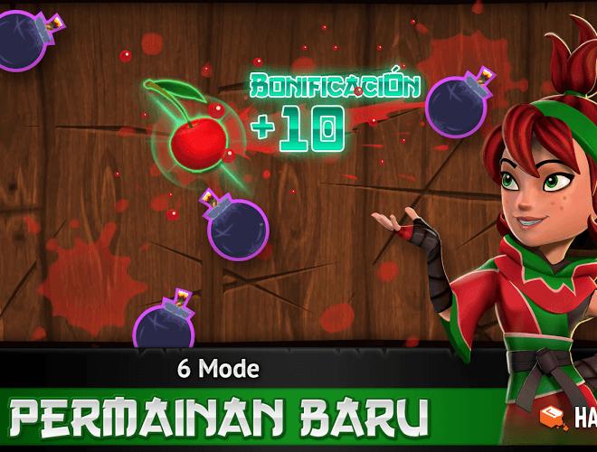 Main Fruit Ninja Free on pc 6