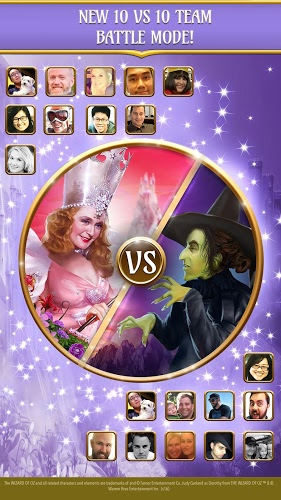 Play Wizard of Oz: Magic Match on PC 4