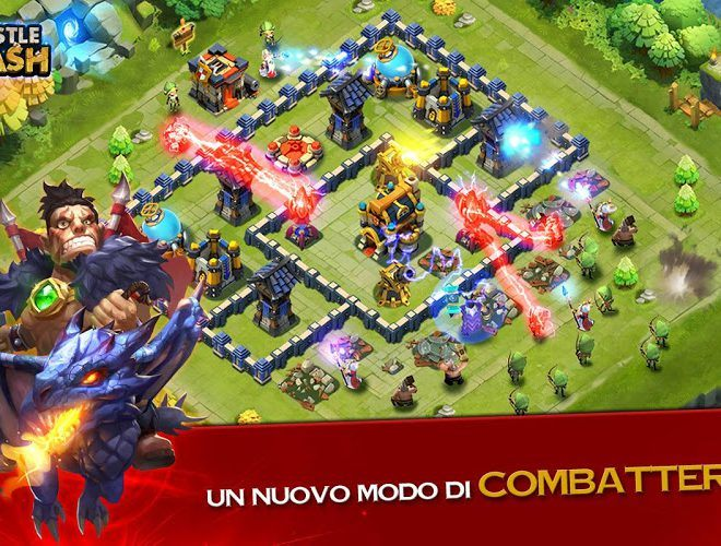 Gioca Castle Clash on pc 8