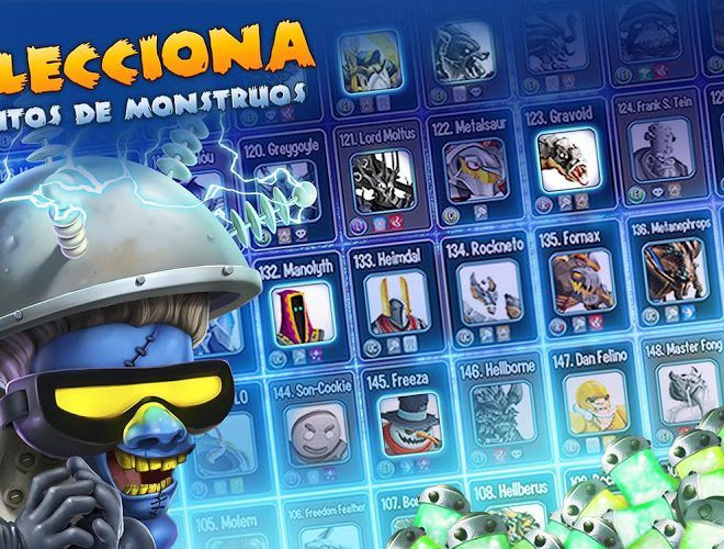 Juega Monster Legends en PC 11