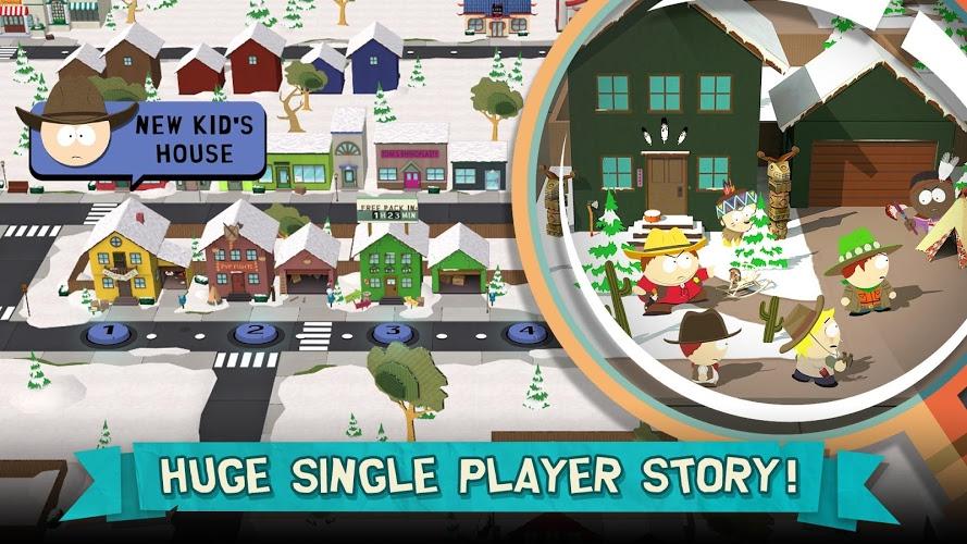 Играй South Park: Phone Destroyer На ПК 4