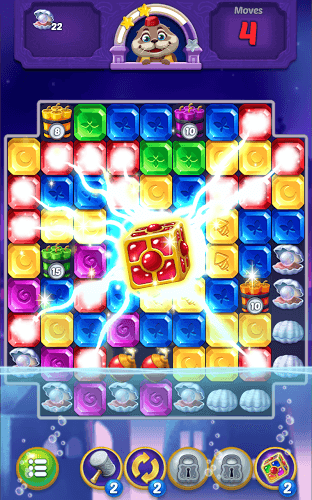 Play Jewel Pop : Treasure Island on PC 10