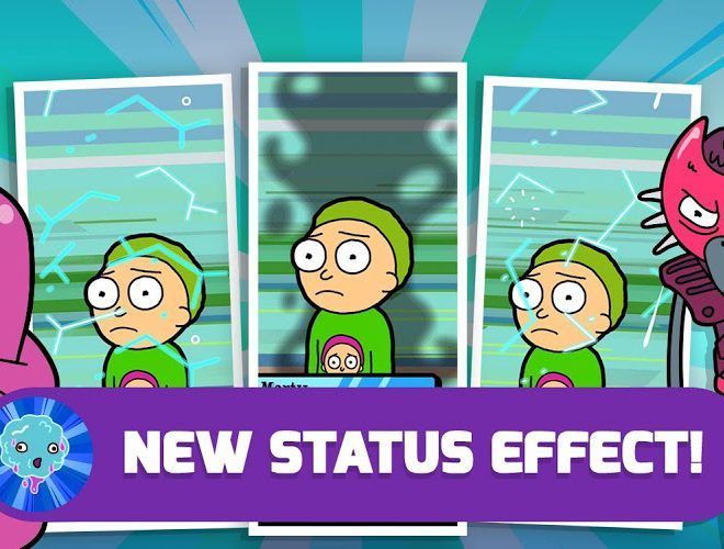 Play Pocket Mortys on PC 7