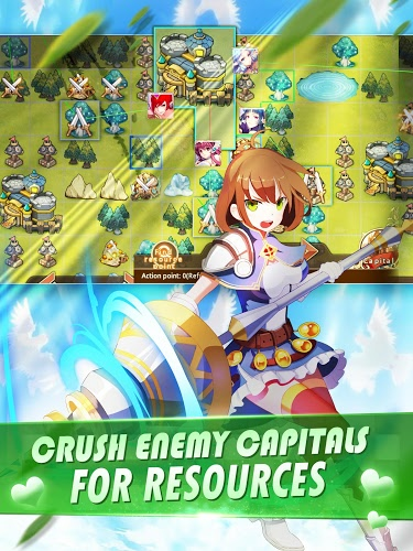 Play Clash of Cuties on PC 5