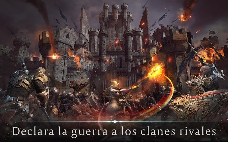 Juega Lineage 2 Revolution en PC 15
