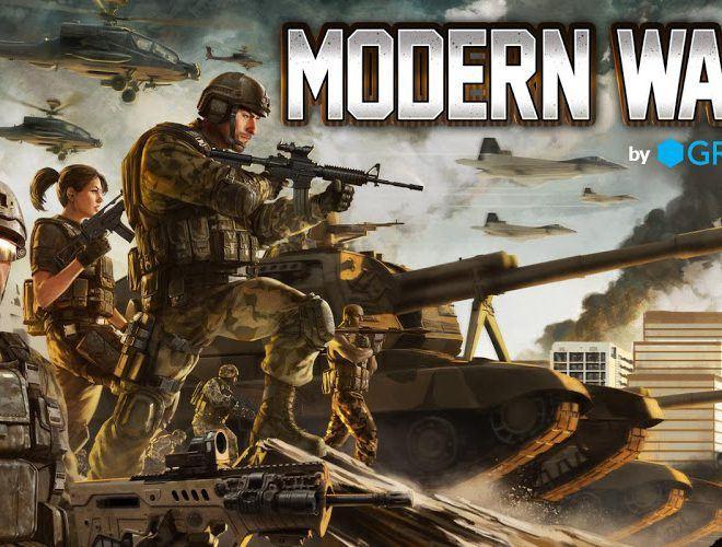 Играй Modern War На ПК 7