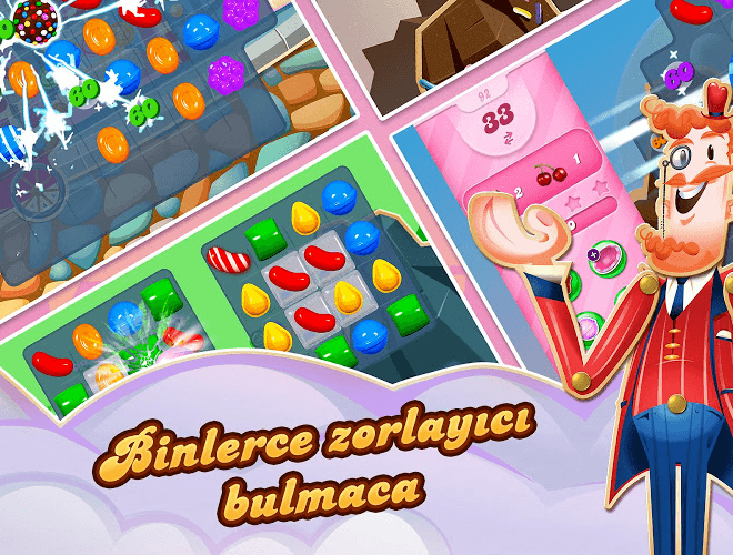 Candy Crush İndirin ve PC'de Oynayın 14