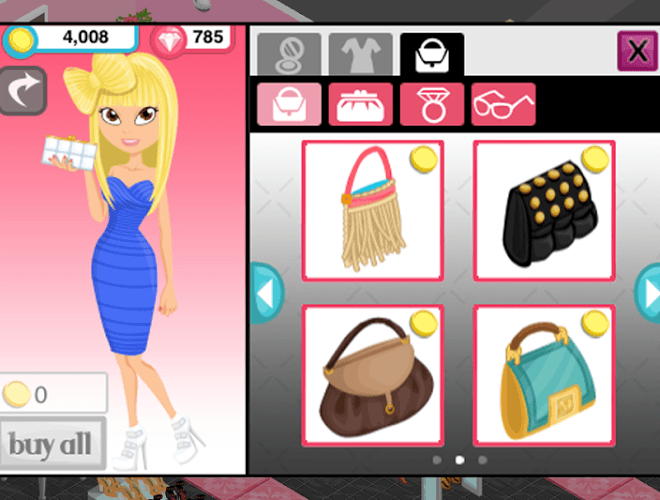 Play Fashion Story Mermaid Cove on PC 3