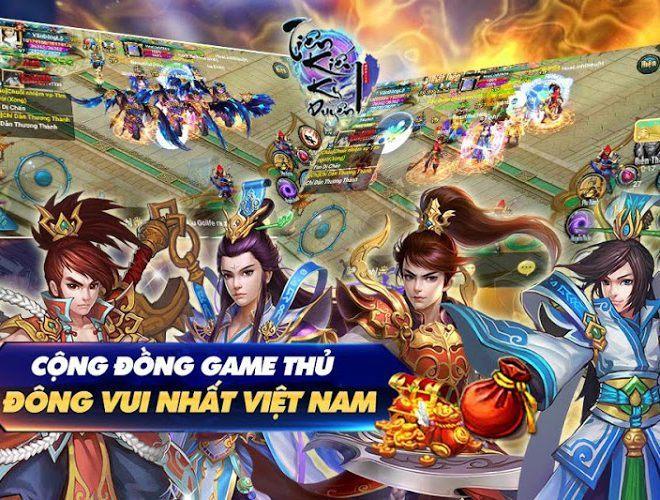 Chơi Tiên Kiếm Kỳ Duyên on PC 5
