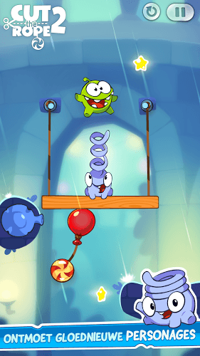 Speel Cut The Rope 2 on pc 9